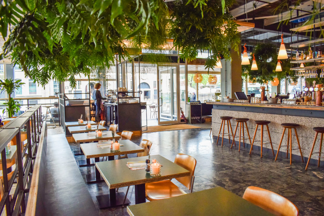 Home bleyenberg den haag for Den haag restaurant